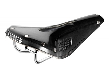 brooks B17 narrow schwarz