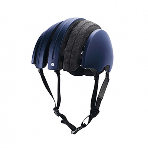 Brooks J.B. Special Carrera Helm dark blue / grey Fahrradhelm