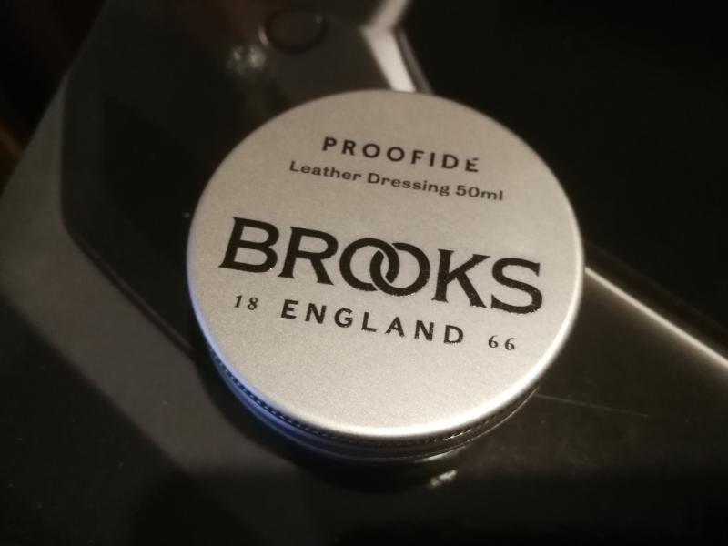 Brooks England Pflegefett 50ml (33,80 Eur/100ml)