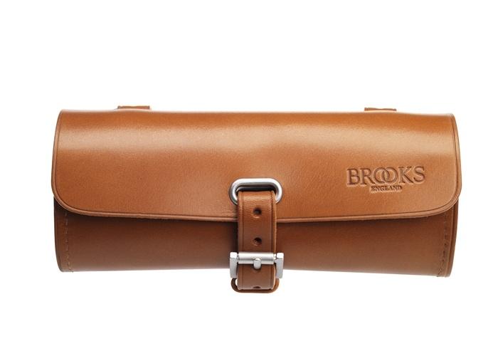 Brooks England Tasche Challenge honig Satteltasche Werkzeugtasch
