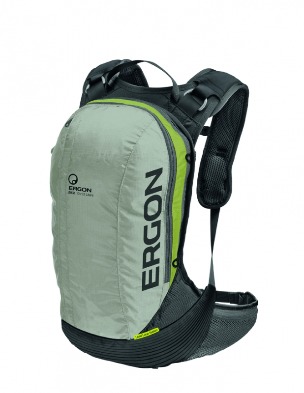 ergon bx2 rucksack modell 2012 f r mountainbike und. Black Bedroom Furniture Sets. Home Design Ideas
