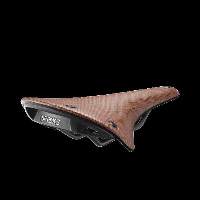 Brooks C17 ALL WEATHER ORANGE Allwetter Sattel Cambium saddle orang NEU