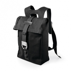 Brooks Islington Rucksack total black variable Größe cleveres Gurtsystem neues Modell