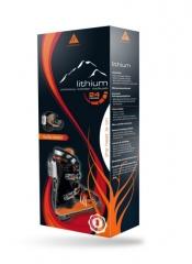 Alpenheat Schuhheizung Lithium Standard - beheizte Sohlen