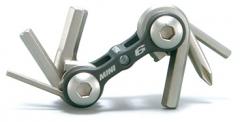 Topeak Mini 6 Fahrradwerkzeug - wiegt nur 58 Gramm