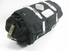 Carradice Barley Saddlebag Satteltasche 9l schwarz oder grün
