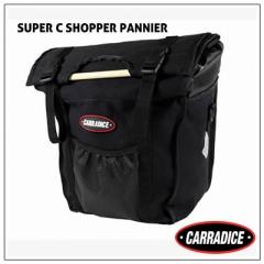 Carradice England Super C Shopper Pannier Gepäckträgertasche