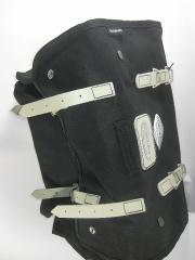 Carradice Camper Longflap Satteltasche grün oder schwarz