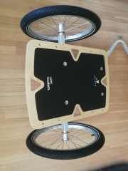 Carry Freedom Fahrrad-Anhänger Bike-Trailer small / large 2021
