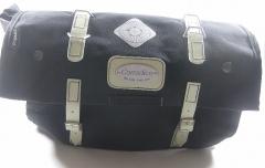 Carradice Lowsaddle Longflap Satteltasche grün oder schwarz