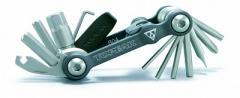 Topeak Mini 18+ leichtes Werkzeug mit 18 Funktionen