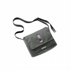 Brooks Euston Shoulder Bag medium grau Umhängetasche